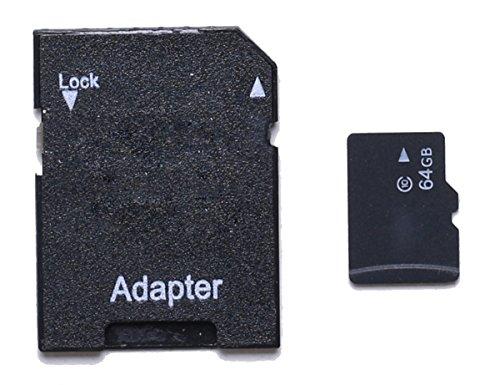 Generic Memory Adapter Mobile Cameras