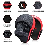 Xnature Essential Curved Boxing MMA Punching Mitts