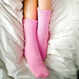Luxury Wine Socks with Cupcake Gift Packaging: Mothers Day Gifts with If You Can Read This Socks Bring Me Some Wine Phrase - Funny Accessory for Her, Present for Wife, Gifts for Women Under 25 Dollars