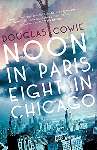book cover of Noon in Paris, Eight in Chicago