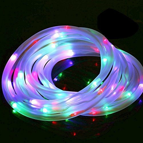Led Coloured Christmas Tree Lights - 7