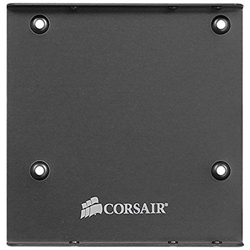 "Corsair SSD Mounting Bracket Kit 2.5"" to 3.5"" Drive Bay(Cssd-Brkt1), Black"