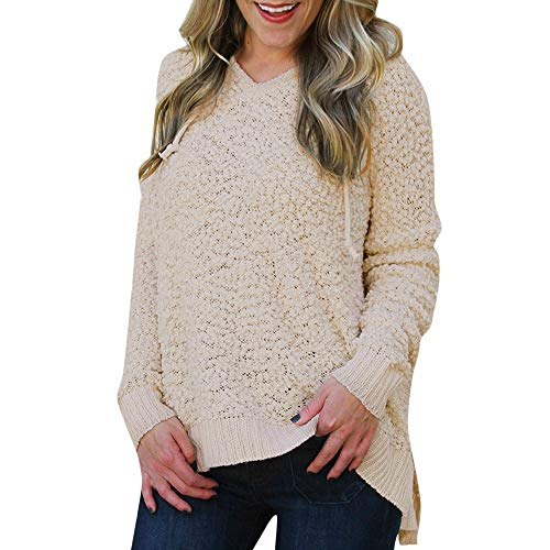 Blouses Shirts Mitiy Women Casual Long Sleeve V Neck Hoodie Pullover Blouse Shirts Sweatshirt by MITIY Women Sweatshirt