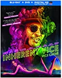 Inherent Vice [Blu-ray + Digital Copy] (Bilingual)
