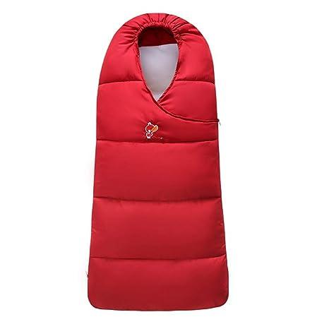 Triplsun Saco de dormir para bebé nuevo en otoño e invierno. Saco de dormir de