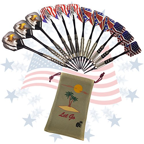 Nickel Tungsten Coated Darts Total product image