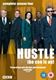 Hustle - Complete BBC Series 4 [DVD] [2008]
