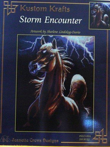 Kustom Krafts, Storm Encounter, Cross Stitch