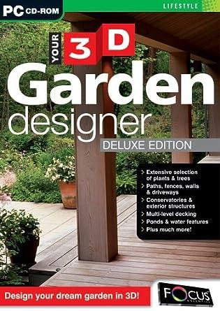 Your 3D Garden Designer Deluxe Edition: 3D Garden Designer: Amazon