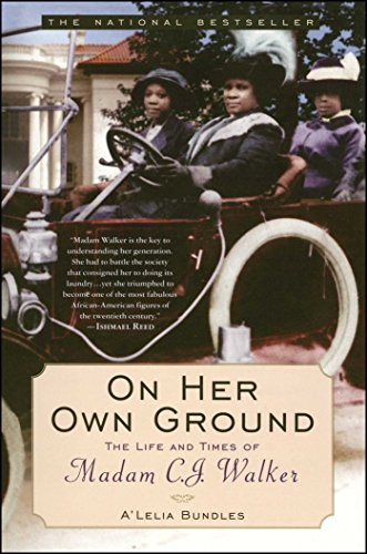 Search : On Her Own Ground: The Life and Times of Madam C.J. Walker (Lisa Drew Books (Paperback))