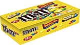 Cheap M&M'S Peanut Chocolate Candy Sharing Size 3.27-Ounce Pouch (Box of 24)