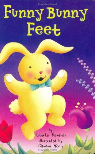 Funny Bunny Feet -