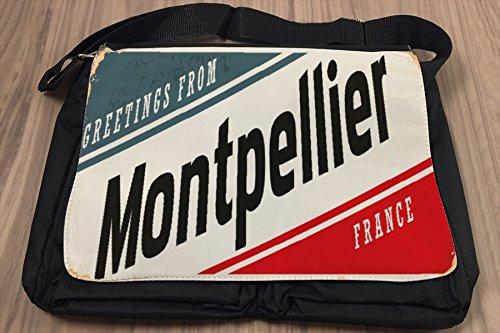 Bandouli/ère Nostalgie Du Voyage Ville Montpellier France imprim/ées