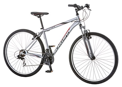 Schwinn Men's High Timber Bicycle, Grey (29 inch)