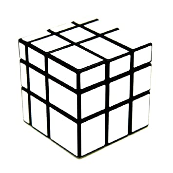 MR KIDS TOYS Silver Mirror Cube