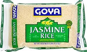 Goya Jasmine Rice, 5 Pound