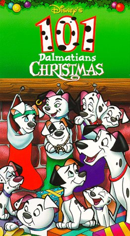Click for larger image of 101 Dalmatians Christmas [VHS]
