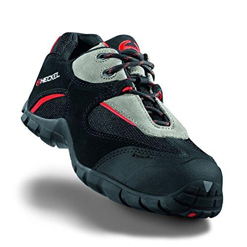 Heckel macsole ® Sport MACSPEED HRO SRA Sporty S1P-Scarpe di di sicurezza %2F sandale, 100% metallo libero