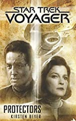 An all-new novel that continues the epic saga of the Starship Voyager!Following the destruction of four fleet vessels at the hands of the Omega Continuum, the U.S.S. Voyager and U.S.S. Demeter set course for a region of the Delta Quadrant far...