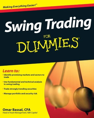 Swing Trading For Dummies by Bassal, Omar