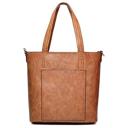 TSLX Single Schulter schräg Tasche Fashion Paket brown