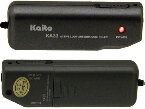Amazon com: Kaito KA33 Amplified Active Loop AM and