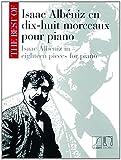 Best of Albeniz (18 morceaux) - Piano