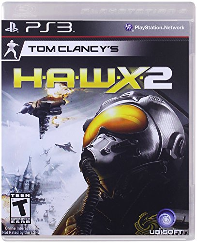 Tom Clancy's H.A.W.X 2 - Playstation ()