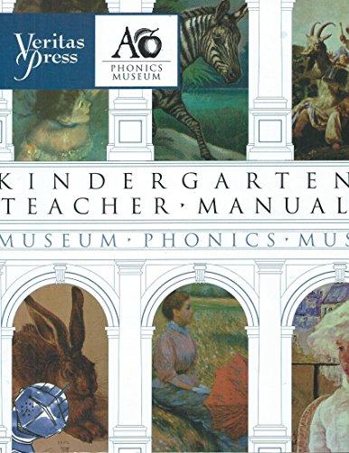 Kindergarten Teachers Manual - Kindergarten, Teacher's Manual  (Phonics Museum)