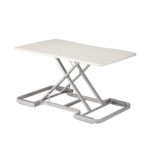 mesa plegable Con Soporte De Sobremesa Mesa De Ordenador Ajustable ...