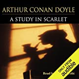 Bargain Audio Book - A Study in Scarlet