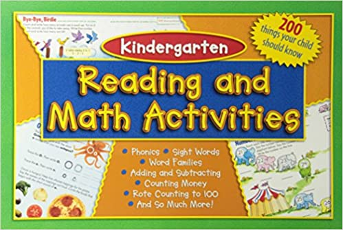 Kids Wide Activity Pad - Kindergarten: Publications International ...