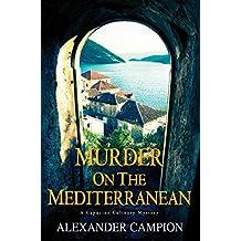 Murder on the Mediterranean (Capucine Culinary Mystery)