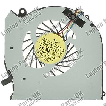 Laptop Parts UK (UK VAT Registered) Ventilador de refrigeración para Ordenador portátil HP Envy DV6-7300 Serie OEM: Amazon.es: Informática