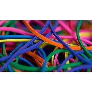 Joe Rindfleisch's Rainbow Rubber Bands (Rainbow Pack) by Joe Rindfleisch - Trick