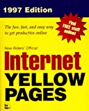 World Wide Web Yellow Pages, New Riders Development Group Staff, 1562056719