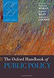 img - for The Oxford Handbook of Public Policy (Oxford Handbooks) book / textbook / text book