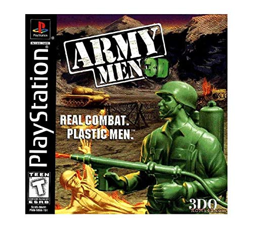 Army Men 3D -