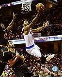 Derrick Rose New York Knicks NBA Action Photo (Size: 8'' x 10'')