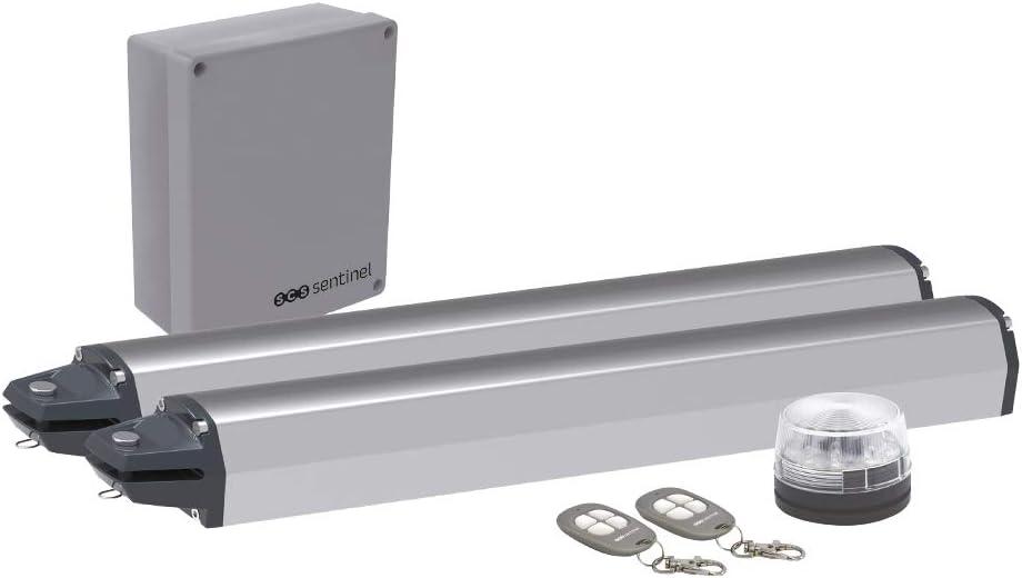 SCS Sentinel MVE0056 Hingend batiente accionamiento eléctrico-Swing de automatización de la Puerta-Portal Motor golpeo Gusano OneGate 1-MVE0056