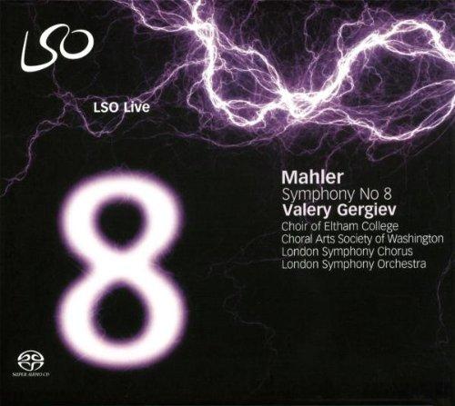 SACD : Valery Gergiev - Symphony No 8 (Hybrid SACD)