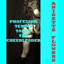 Professor Temmy Takes the Cheerleader: A First Lesbian Sex Short