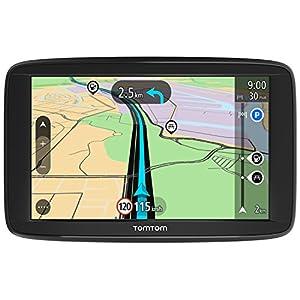 """TomTom Start 62 - Navegador GPS (6"""" pantalla táctil, batería, mechero, USB, interno, MicroSD/TransFlash), (versión europea España, Italia) 2"""