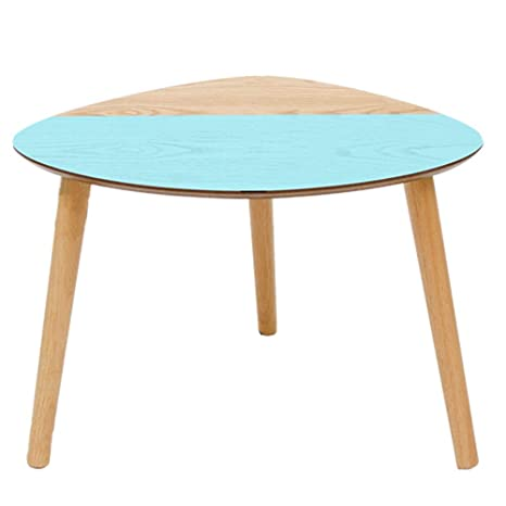 Amazon.com: Katylen-Side mesa auxiliar, madera maciza ...