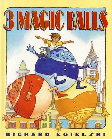 Three Magic Balls ebook