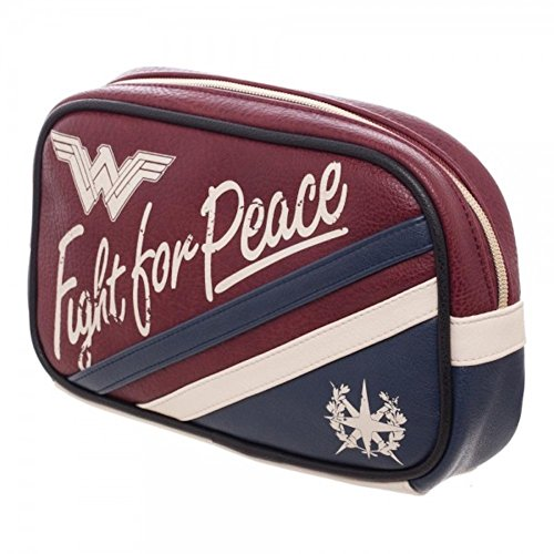 Wonder Woman Make Up Bag (Wonder Woman Halloween Makeup)