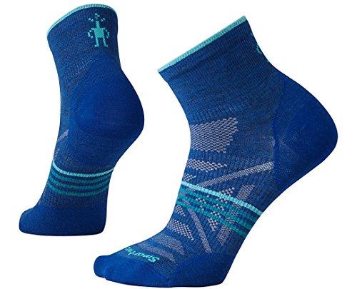 Smartwool Womens PhD Outdoor Ultra Light Mini Socks (Dark Blue) Medium