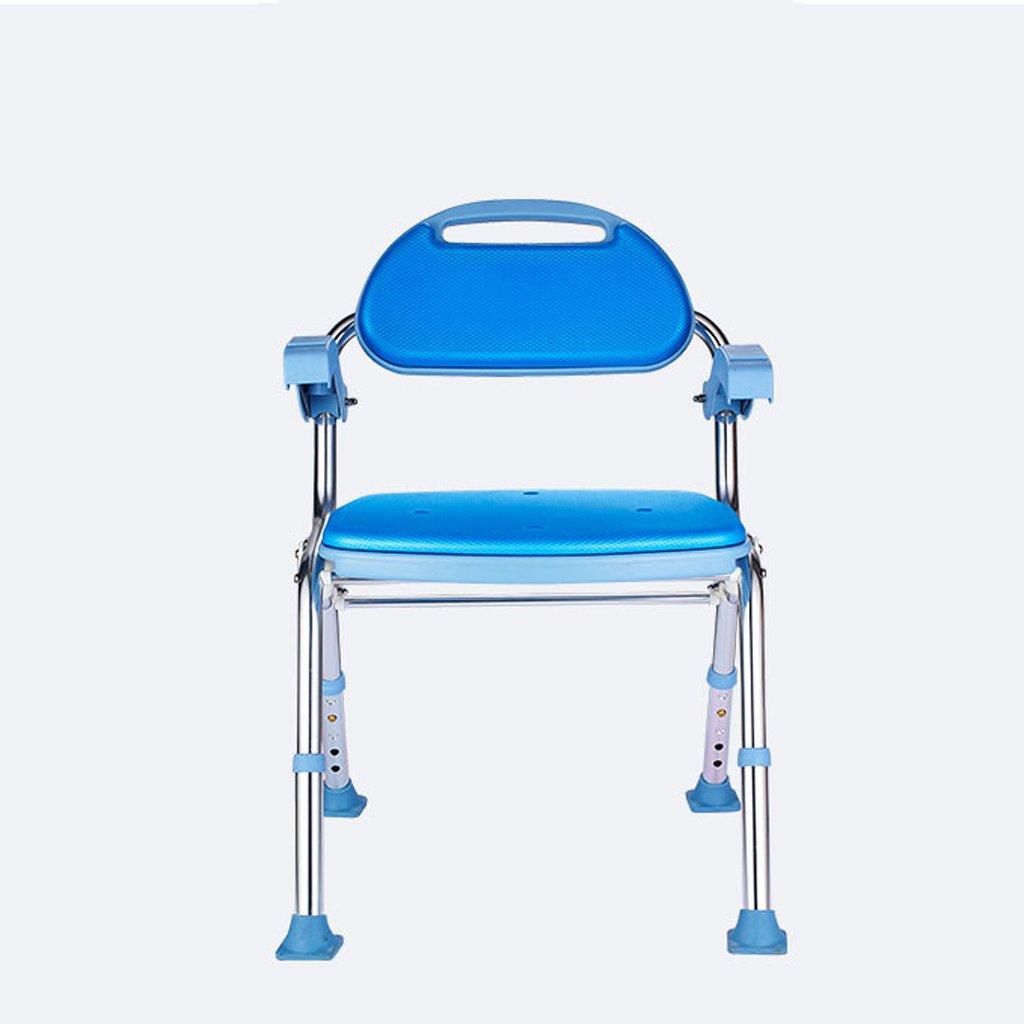 ー品販売  LXN シャワーチェア折り畳み式(ステンレス) - - 高齢者、妊婦、障害者に適用 B07DD78CLJ B07DD78CLJ, 西洋香道:4e204e81 --- arianechie.dominiotemporario.com
