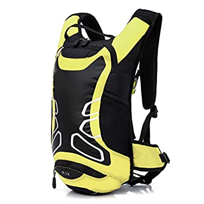 Paladineer Hiking Backpack and Folding Handy Lightweight Running Cycling Backpack Daypack and Climbing Camping Outdoor Sports Travel Backpack Bag and Backpack for Travel Hiking Climbing Cycling Running Camping Outdoor Sports 12L