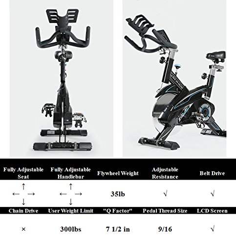 Exercise Bike Tall Person